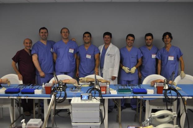 Con Craig Camasta DPM uno de los mejores cirujanos del pie del mundo