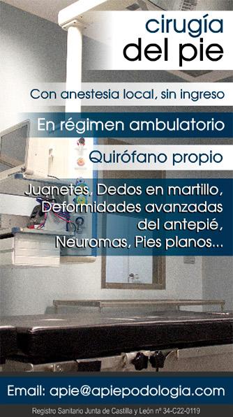 Podología en Palencia